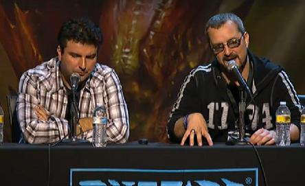 Blizzcon Quests and Lore Panel